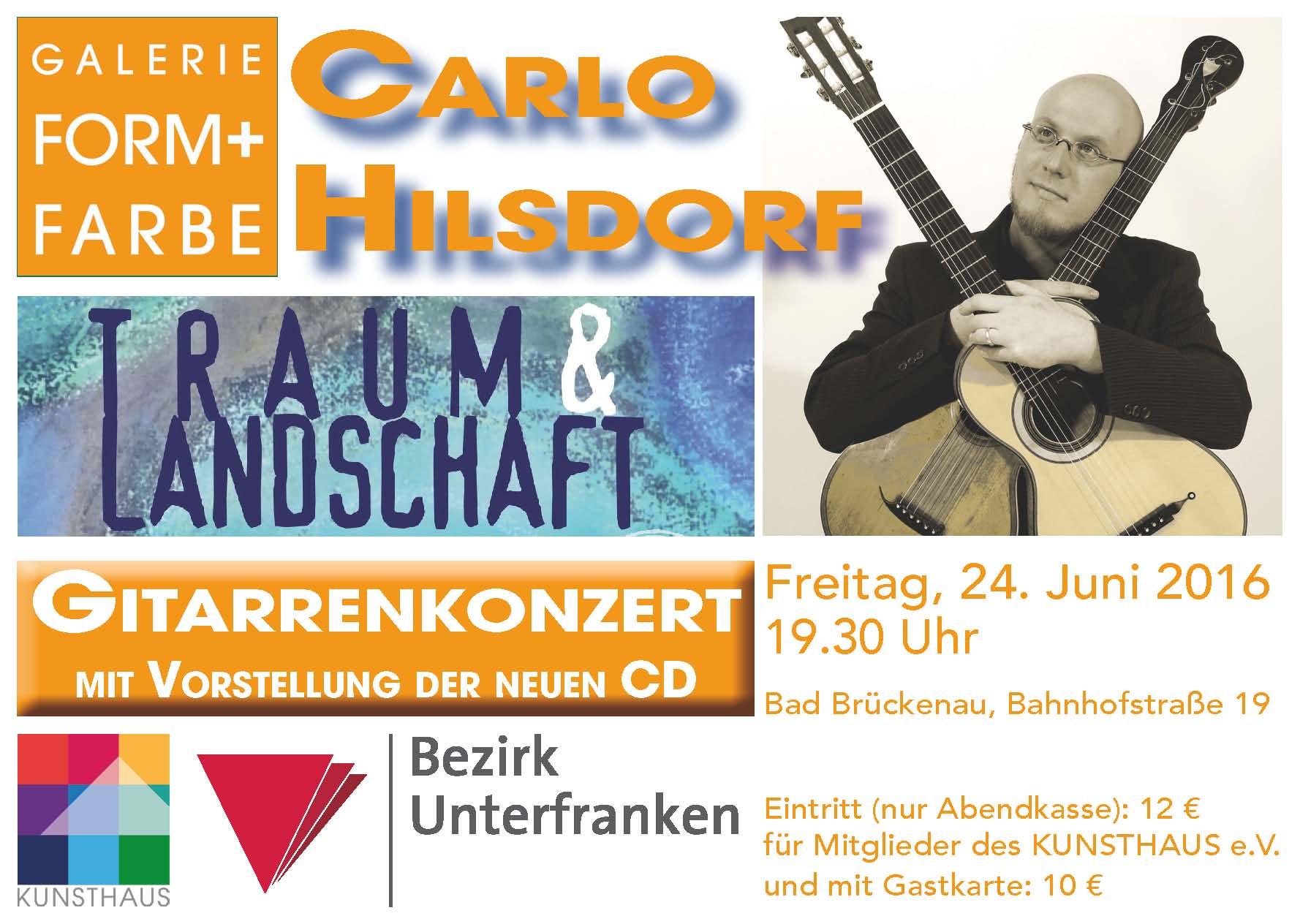Carlo Hilsdorf Konzert