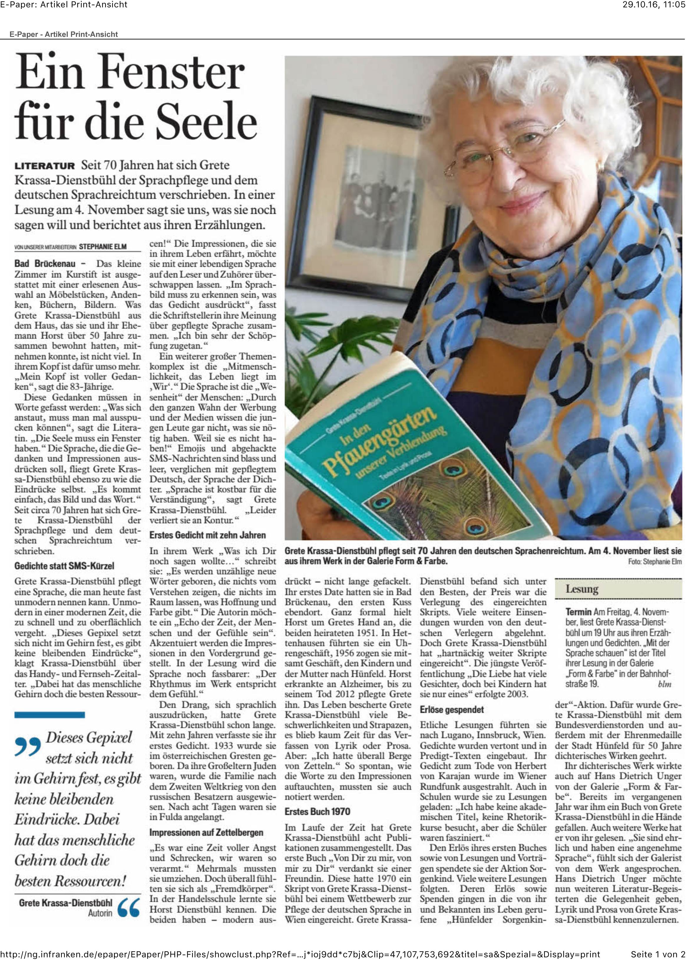 E-Paper: Artikel Print-Ansicht